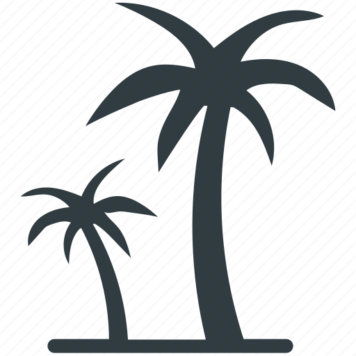 Coconut Tree Icon Png | www.pixshark.com - Images ...