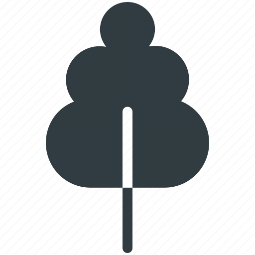Generic, nature, shrub, tree, yard tree icon - Download on Iconfinder