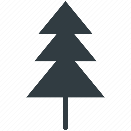 Christmas tree, evergreen tree, fir tree, pine tree, tree icon - Download on Iconfinder