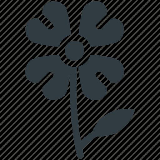 ecology, flower, leaf, nature, plant icon