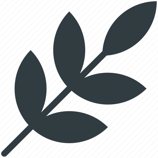Ecology, leaflet, leaves, nature, tree branch icon - Download on Iconfinder