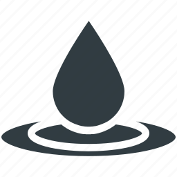 blood, drop, rain drop, tear, water drop icon