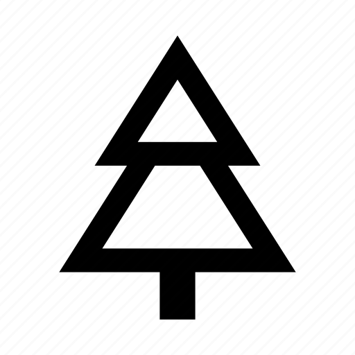 fir, forest, nature, plant, tree icon