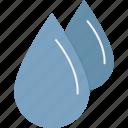 dewdrop, drop, droplet, raindrop icon