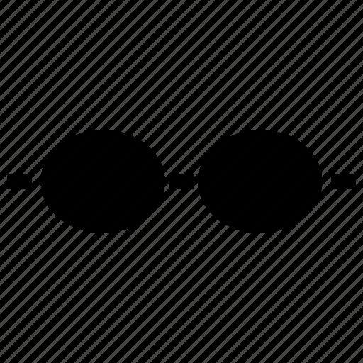 goggles, swimming icon