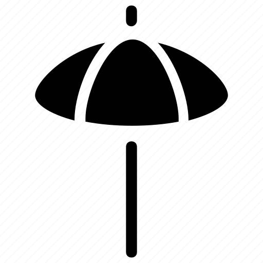 parasol, umbrella icon
