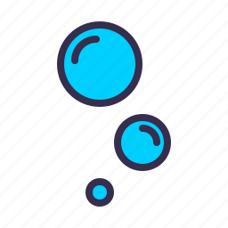 air, bubble, nautical, ocean, oxygen, pool, sea icon