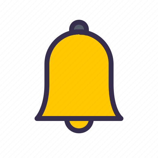 bell, nautical, sea icon