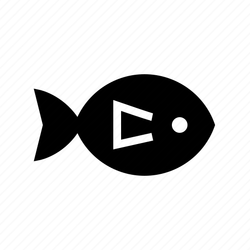 animal, fish, nautical, ocean, sea, water icon