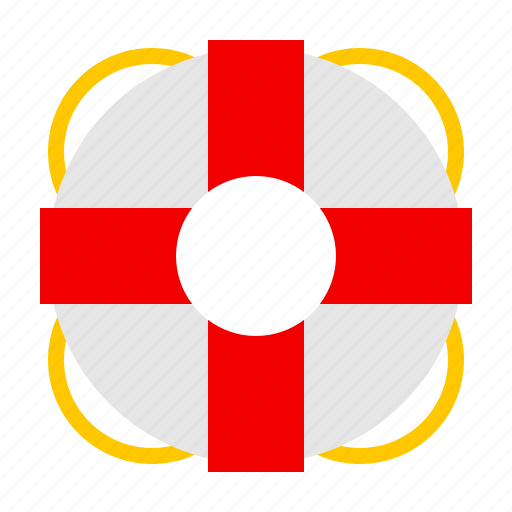 buoy, emergency, nautical, ocean, sail icon
