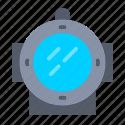 dive, diver, diving, equipment, helmet, nautical, scuba icon