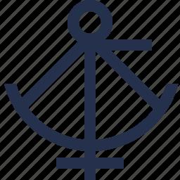 device, navigation, ship icon