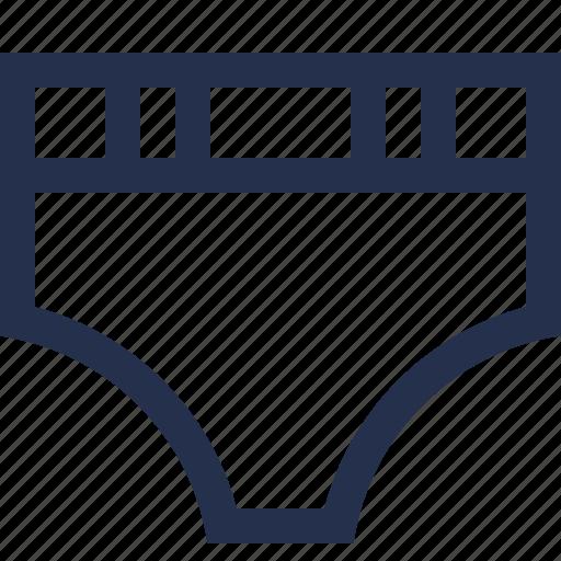 shorts, swim suit icon