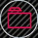 archive, folder, menu, safe, save, secure icon