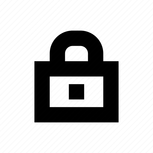 closed, lock, locked, no-access, private, protected icon