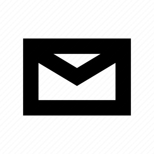 email, envelope, letter, mail, message, messages, notifications icon