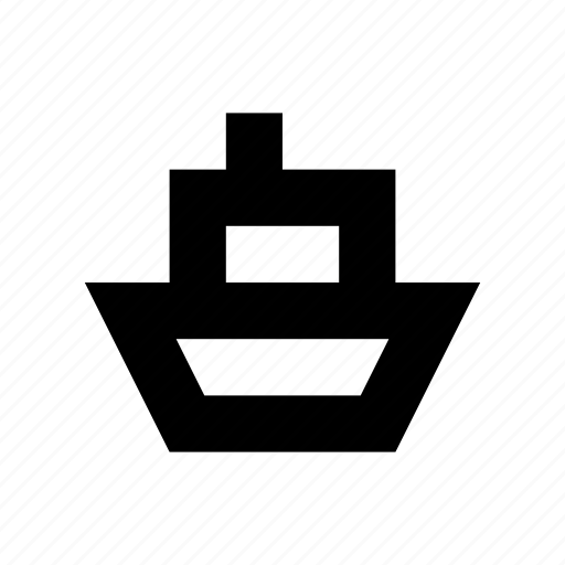 boat, sail, ship, steam, steamboat, travel icon