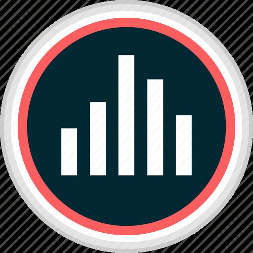 bars, data, menu, nav, navigation icon