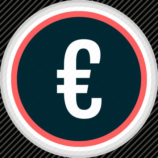 euro, menu, money, nav, navigation, sign icon