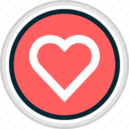 heart, love, menu, nav, navigation icon