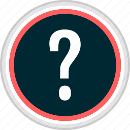 ask, mark, menu, nav, navigation, question icon