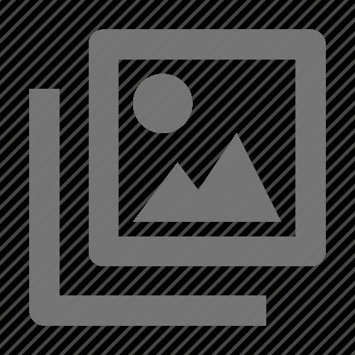 browser, controls, file, image, media, navigation, photo, tab icon