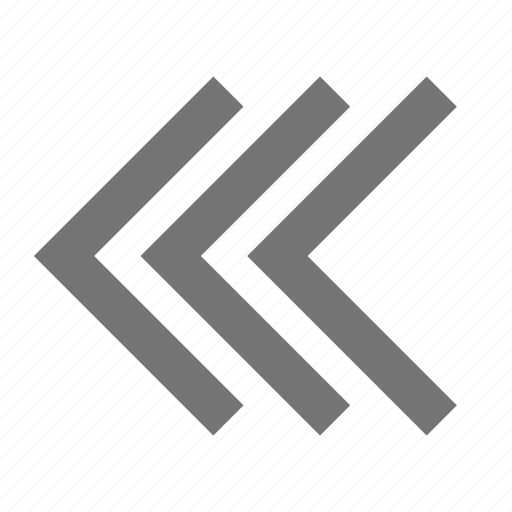 arrows, back, navigation, previous icon