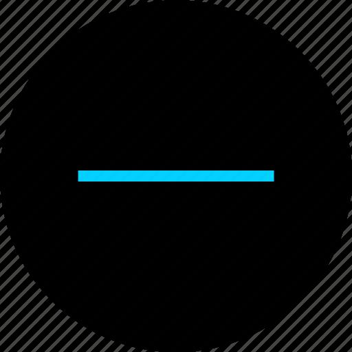 creative, line, negative, neutral, thin icon