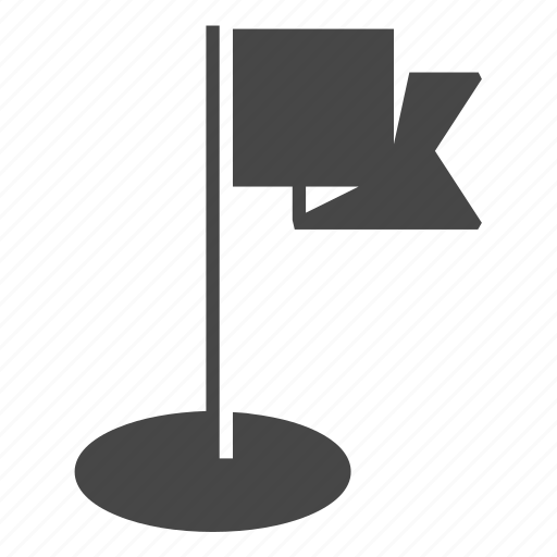flag, map, marker icon