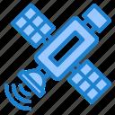 satellite, antenna, map, location, communication