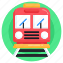 train, transport, railway, rail transport, travel