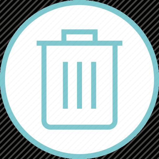 Bin, menu, navigation, trash icon - Download on Iconfinder