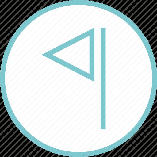 Favorite, flag, menu, navigation icon - Download on Iconfinder