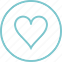 favorite, heart, love, menu, navigation icon