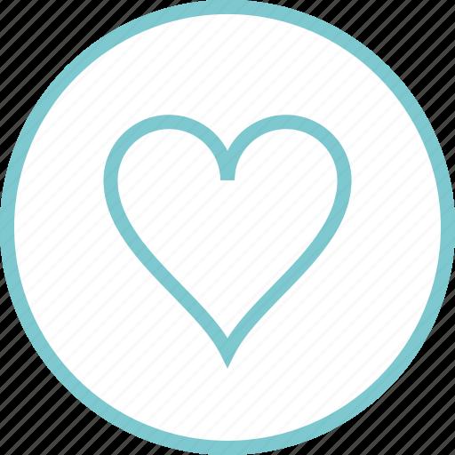 Favorite, heart, love, menu, navigation icon - Download on Iconfinder