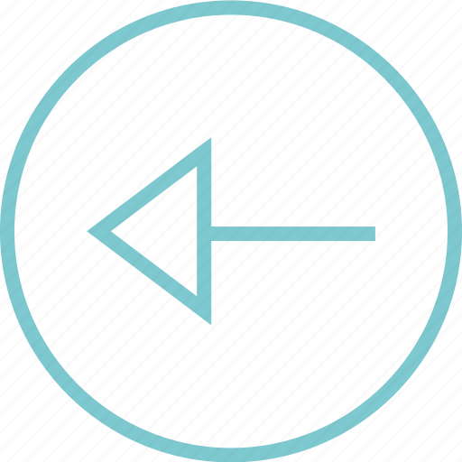 Arrow, left, menu, navigation, point icon - Download on Iconfinder