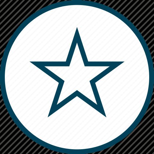 Menu, navigation, special, star icon - Download on Iconfinder
