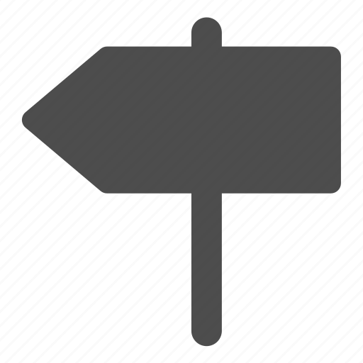direction, location, panel icon