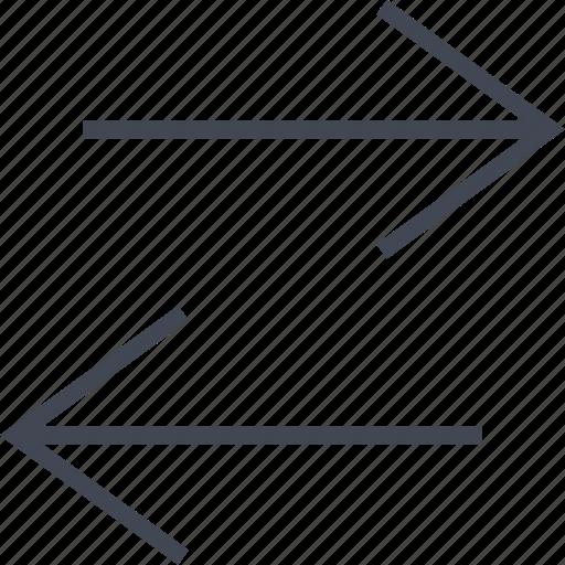 activity, arrows, back, forward icon