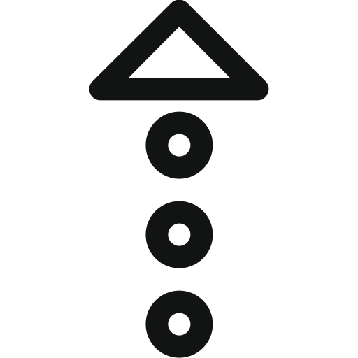 arrow, arrow up, dotted, dotted arrow, luxurious arrow, up, vintage arrow icon