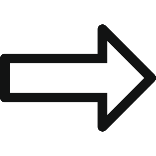 arrow, arrow right, border, right, stroke, stroke arrow, stroke arrow right icon