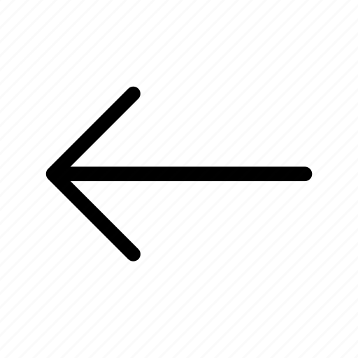 arrow, direction, navigation, way icon