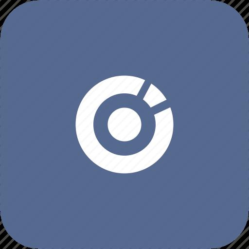 biometry, eye, pupil, scan icon