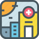 doctor, health, hospital, medical, medicine, pharmacy icon