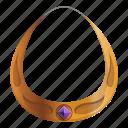 gem, gold, jewel, jewelry, necklace, stone