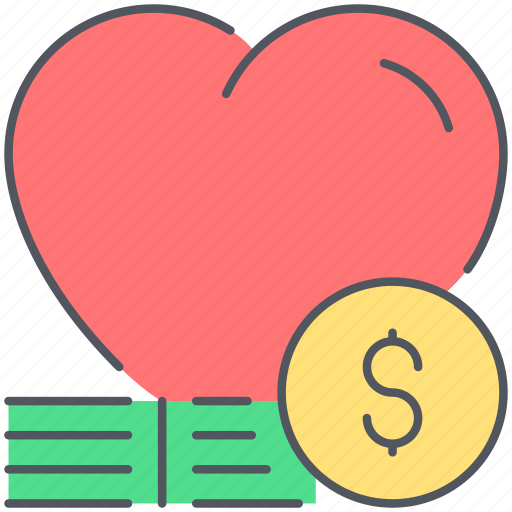 charity, deposit, donate, donation, interest rate, ngo, payment icon