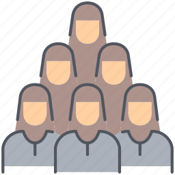 community, group, humanitarian, ngo, organization, people, team icon