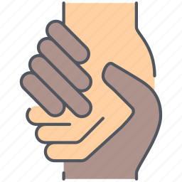 hand, help, helping, humanitarian, ngo, support, trust icon
