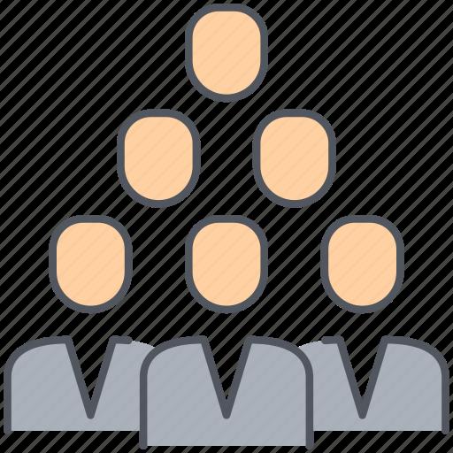 community, group, humanitarian, ngo, organization, people, team icon