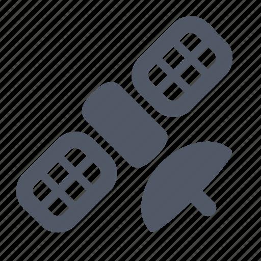 broadcast, communication, internet, satellite, wireless icon